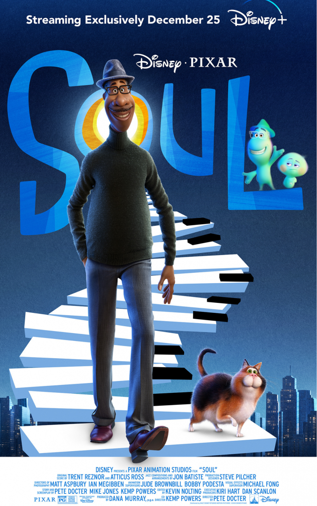 soul movie cover